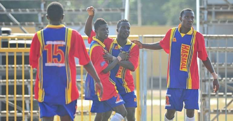 Hasaacas will miss defender Amos Kwakye for League game against All Stars in Wa