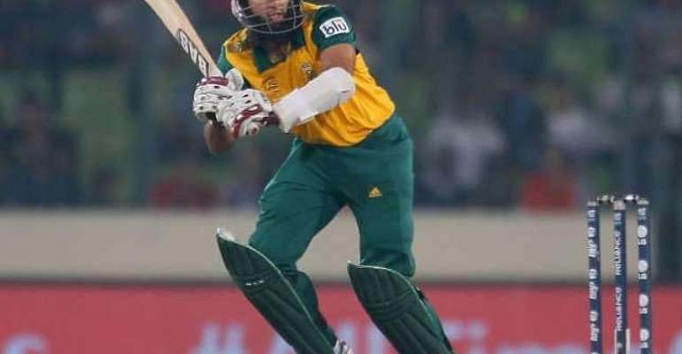 Hashim Amla's century helps South Africa to 75-run win over Sri Lanka