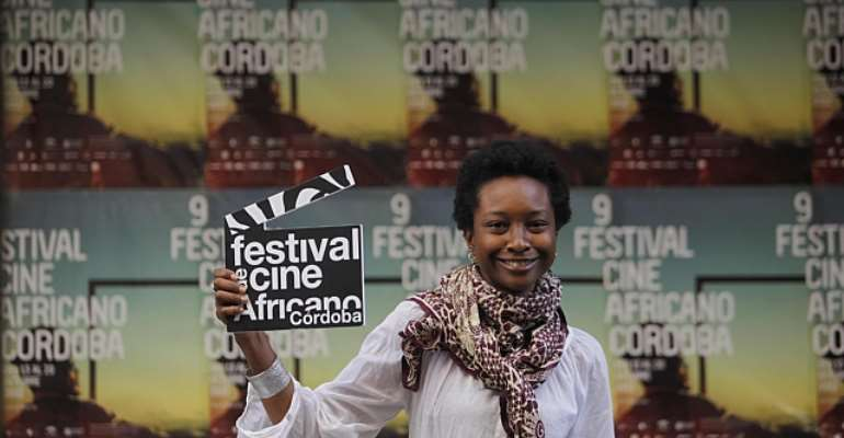 Kenyan filmmaker Hawa Essuman won the Director's Eye, a 25,000 euro fund for film development