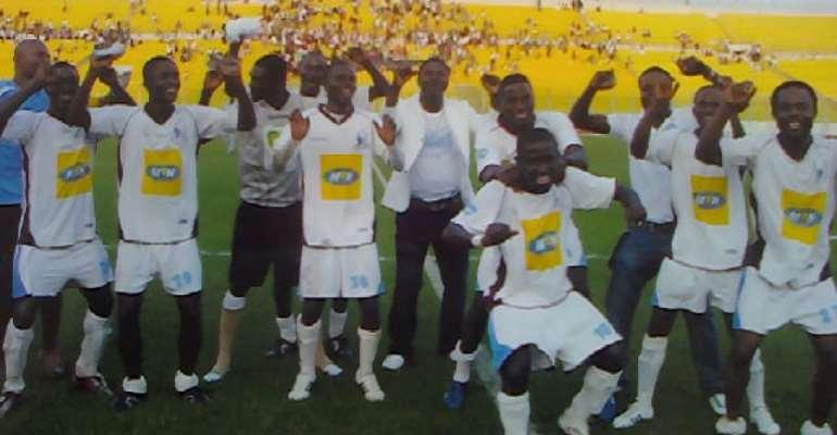 Heart of Lions beat Inter Allies
