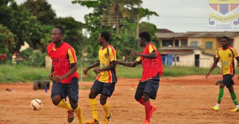 Hearts likely to return to Police Depot park to train
