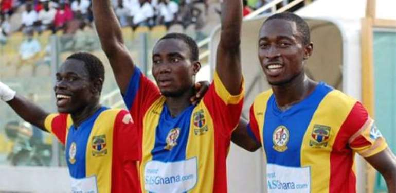 Facts and statistics: Facts about Hearts of Oak confederation cup opponent Djoliba AC