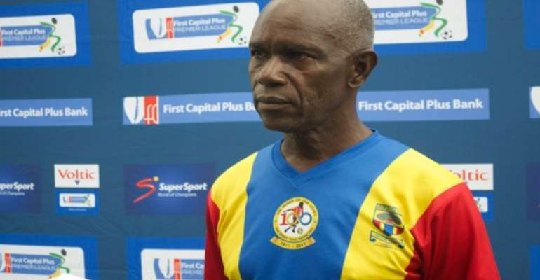 'Blame Herbert Addo For Hearts Woes'
