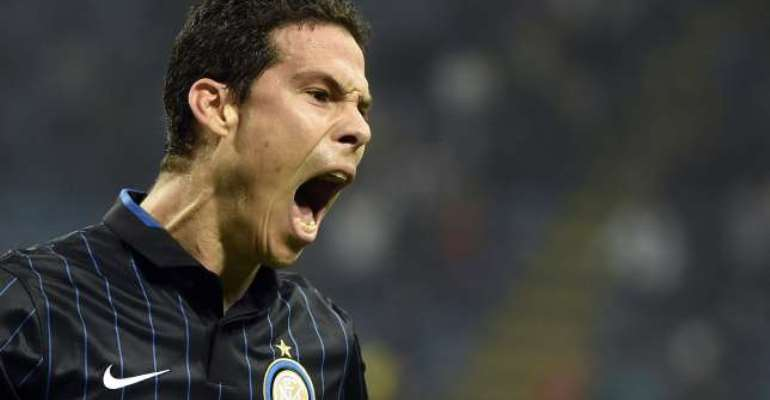 Last minute: Inter's season starts now, says Hernanes after his late equaliser against Napoli
