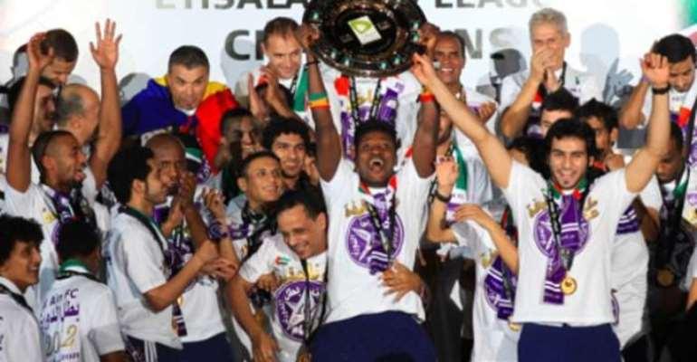 Gyan's Al Ain to be crowned Arabian Gulf League champions on Saturday