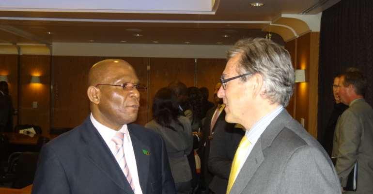 Zambia Meets Los Angeles