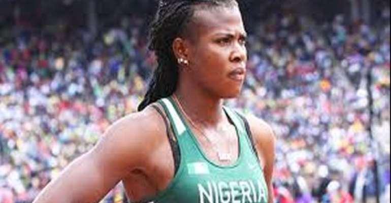 Okagbare Wins NOC's Athlete of Year Award
