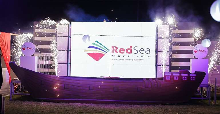 Redsea Maritime Introduces New Logo In Grand Style