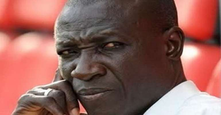Didi Dramani off to UK for 10 days
