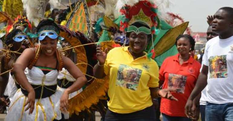 Momentum gathers ahead of 3rd Ghana Carnival 2016
