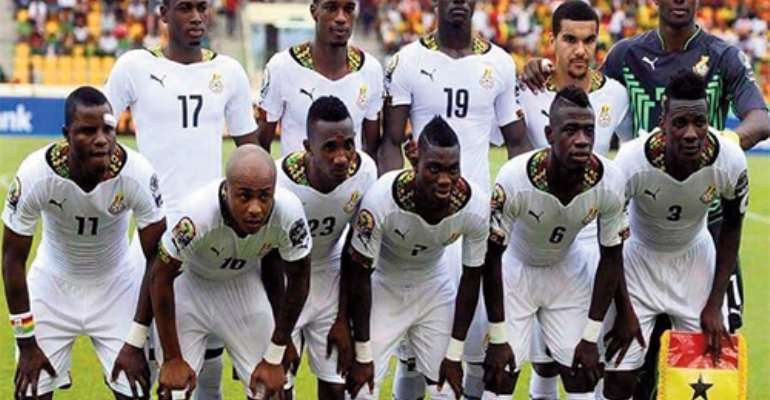 Stars Return To Accra  …To Face Mauritius