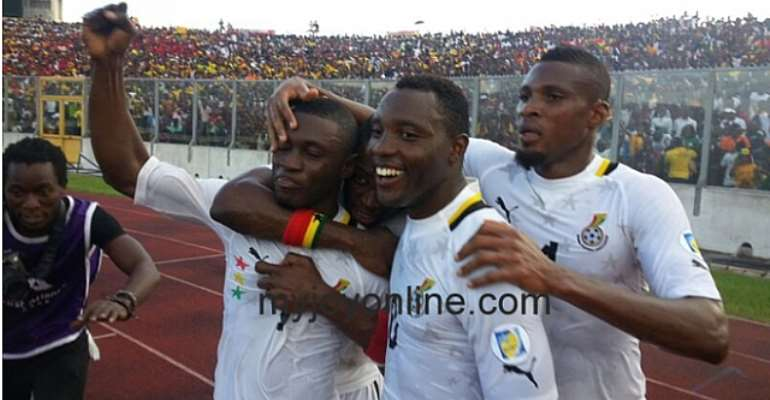 WRAP:How Ghanaian stars fared abroad over the weekend