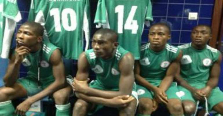 NFF submit provisional squad to FIFA