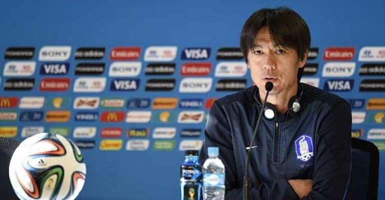 South Korea coach Hong Myung-bo expects Algeria to attack