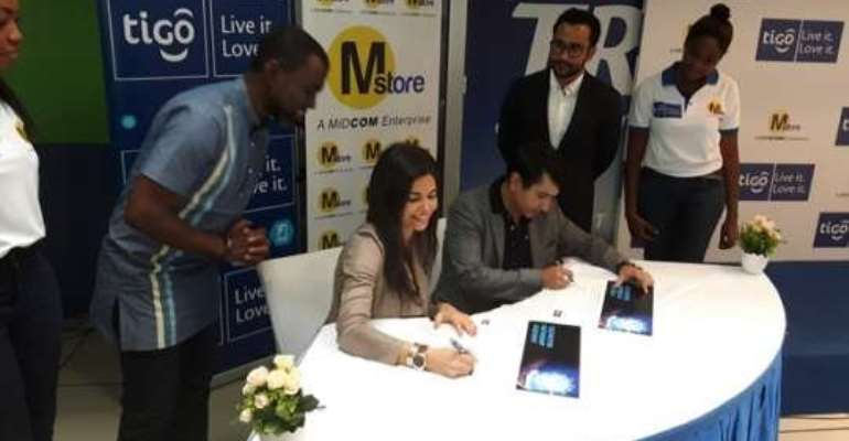 Tigo, Mstoreglobal sign deal to enable customer device swapping et al