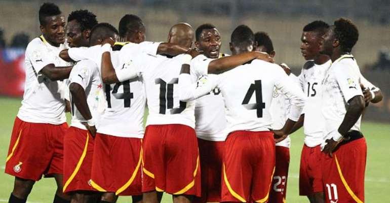 Black Stars in FIFA ranking freefall