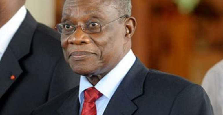 Mills was a man to be trusted - Kwamena Ahwoi