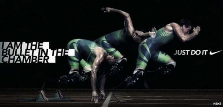 The Nike ad campaign featuring Oscar Pistorius was swiftly pulled after the crisis broke