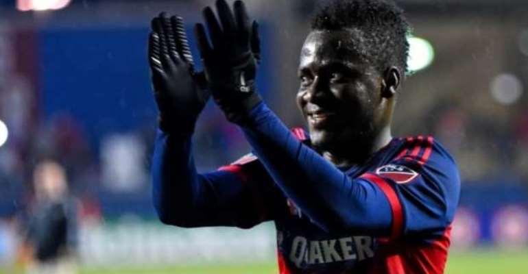 'More to come': Chicago Fire coach heaps praise on David Accam