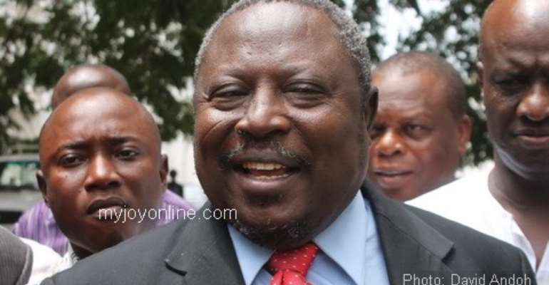 Ordering retrieval of Waterville, Isofoton money is opportunistic; Martin Amidu tells Mahama