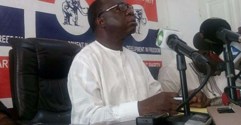 NPP suspects foul play in murder of Abuakwa North MP