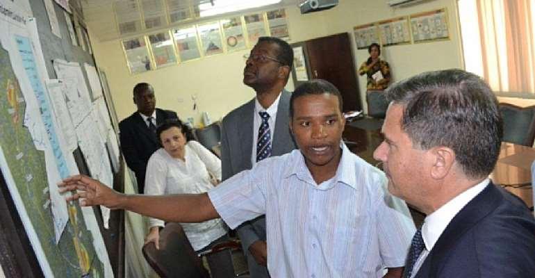 AngloGold Ashanti Iduapriem Mine Hosts French Ambassador