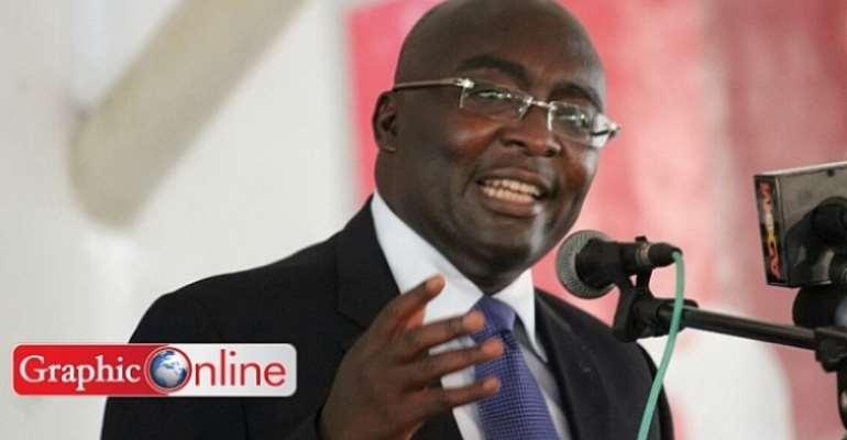 Bawumia stirs controversy but Akomea defends him,NDC criticises remark