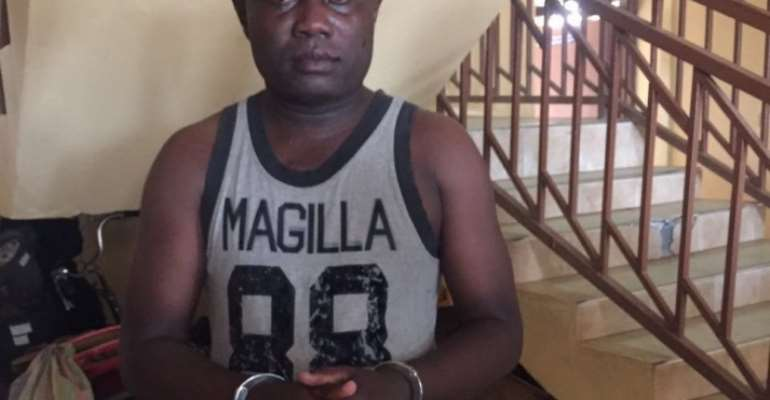 Excavator operator arrested for allegedly duping 14 people