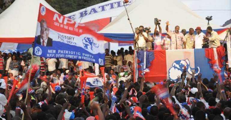 NDC Vote Buying Caused My Defeat – NPP Candidate