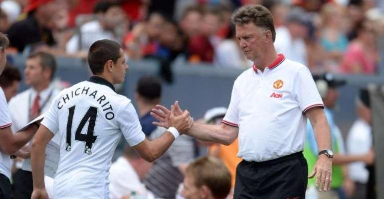 Javier Hernandez reveals how Louis van Gaal prompted his Manchester United exit