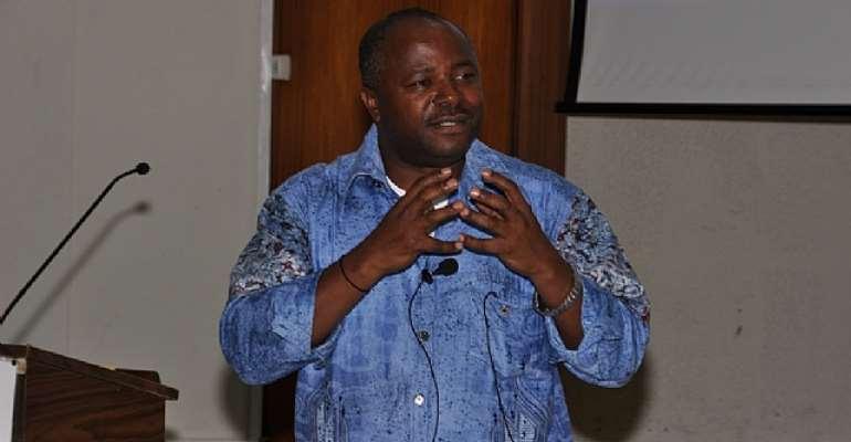 IITA Director General, Dr. Nteranya Sanginga