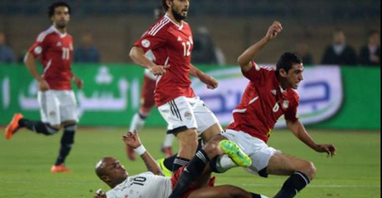 AFCON 2015: Egypt bounce back in qualifiers with win over Botswana