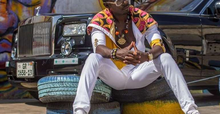 Rapper Okyeame Kwame and MTN part ways after 5 years