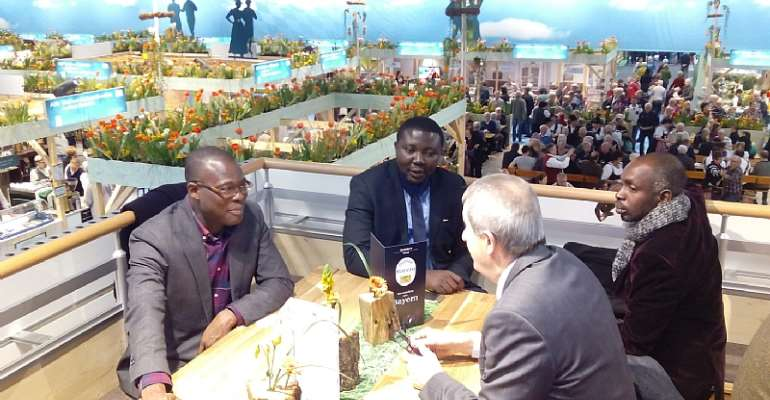How Germany Celebrates Its Agricultural Stakeholders – And Lessons For Ghana And Africa