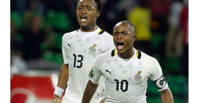 Ayew brothers quit Black Stars
