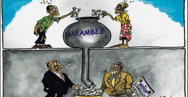 Report: Ghana's rich getting richer; poor getting poorer