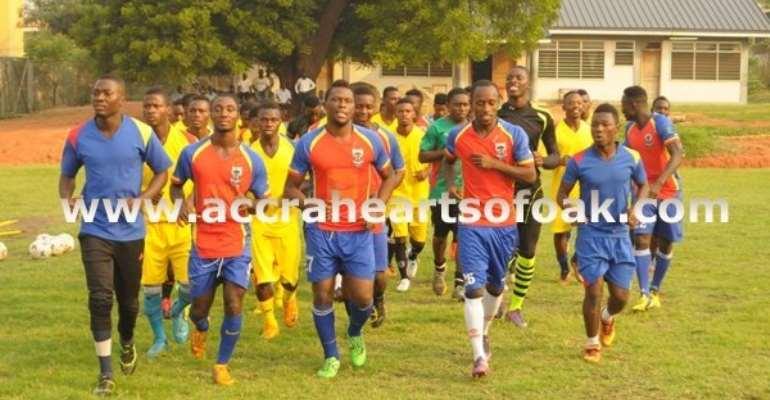 Djoliba v Hearts preview: Hearts unfazed by Mali weather