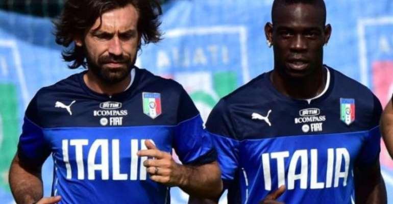 Euro 2016: Antonio Conte leaves Pirlo, Balotelli out of 30-man party