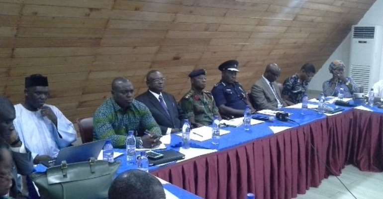 Equip security agencies to stop inflow of illegal weapons – Parties to govt