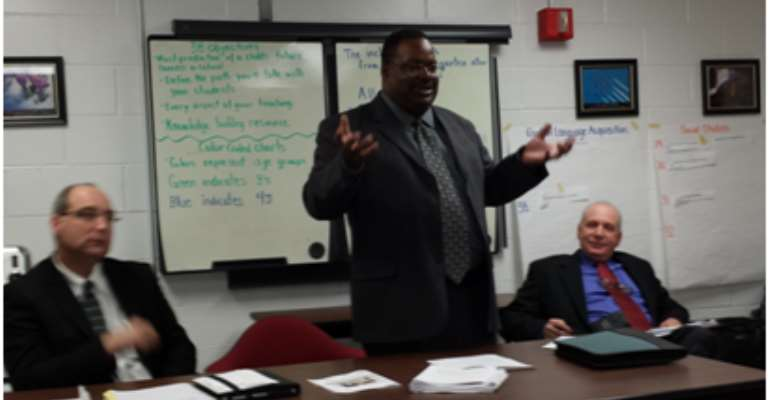The Kwakwaduam Association Of NY Gets Lecture On Real Estate
