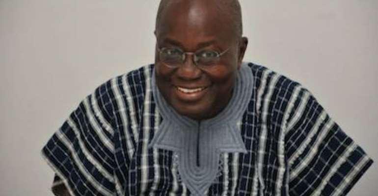 Nana Akufo-Addo announces campaign team for Election 2016