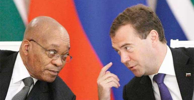 Understanding Russia-African Economic Cooperation