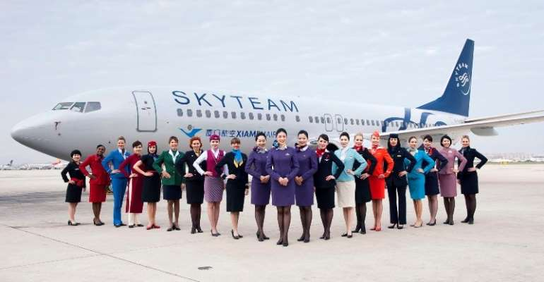 SkyTeam Launches Discounted Round The World Travel Easy-To-Book Promotional Fares To Over 1,000 Destinations