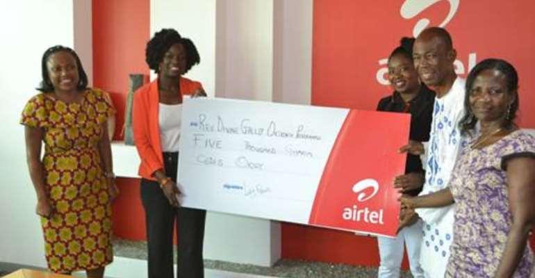 Airtel supports women in Lekpongunor