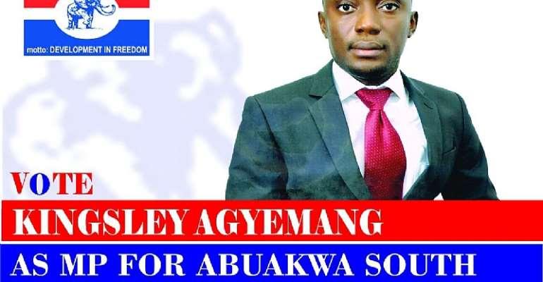 Abuakwa South Youth Endorses Kingsley Agyemang Ahead Of Atta Akyea