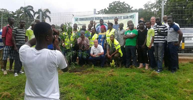 ABL Commemorates World Environment Day