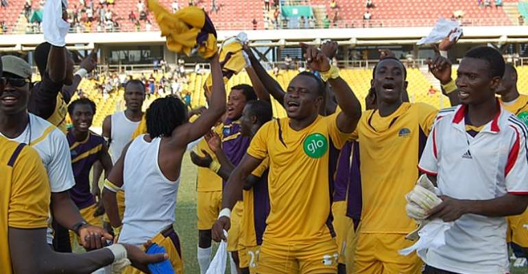 Medeama finish off Panthers FC to advance