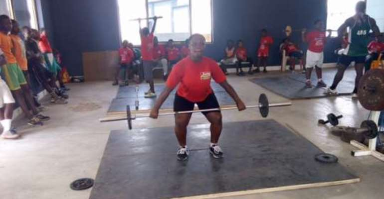 GWF to organise weightlifting competition