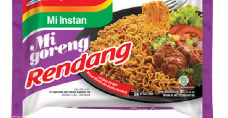 Indomie Offers Ghana Weightlifting Federation GHC20, 000 Sponsorship Deal