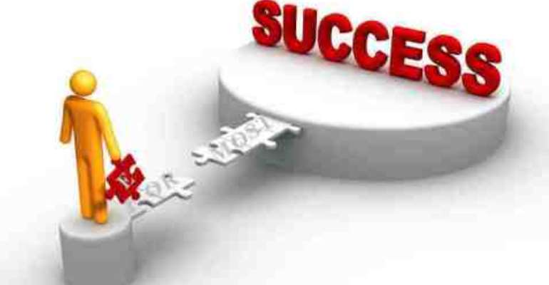 Motivational Message Of The Week: The Simple Formula To Achieve Success In Life